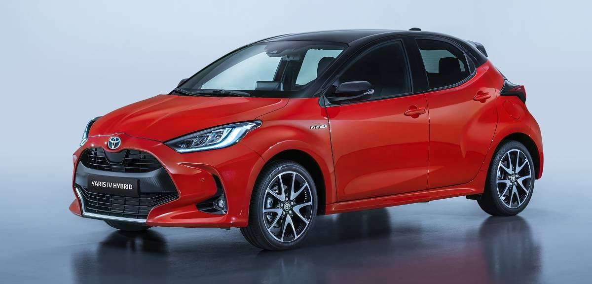 Toyota Yaris IV generacji!