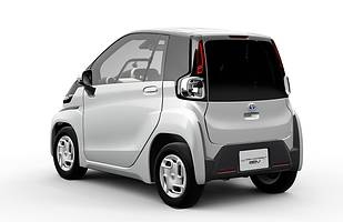 """Toyota """"wchodzi"""" w auta elektryczne!"""