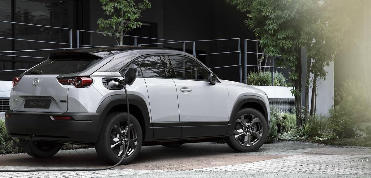 Mazda MX-30. Pierwsza na prąd!