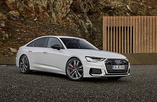 Audi A6 już jako hybryda plug-in