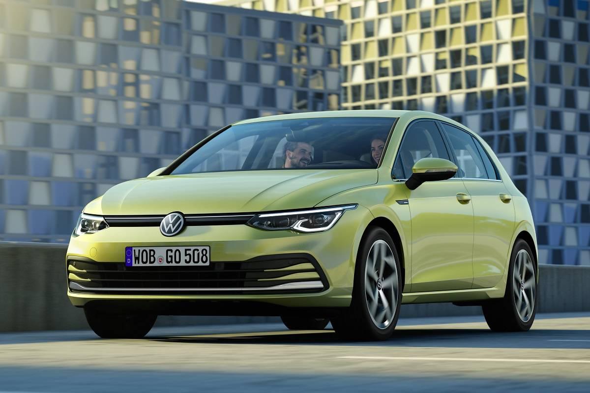 Volkswagen Golf VIII generacji!