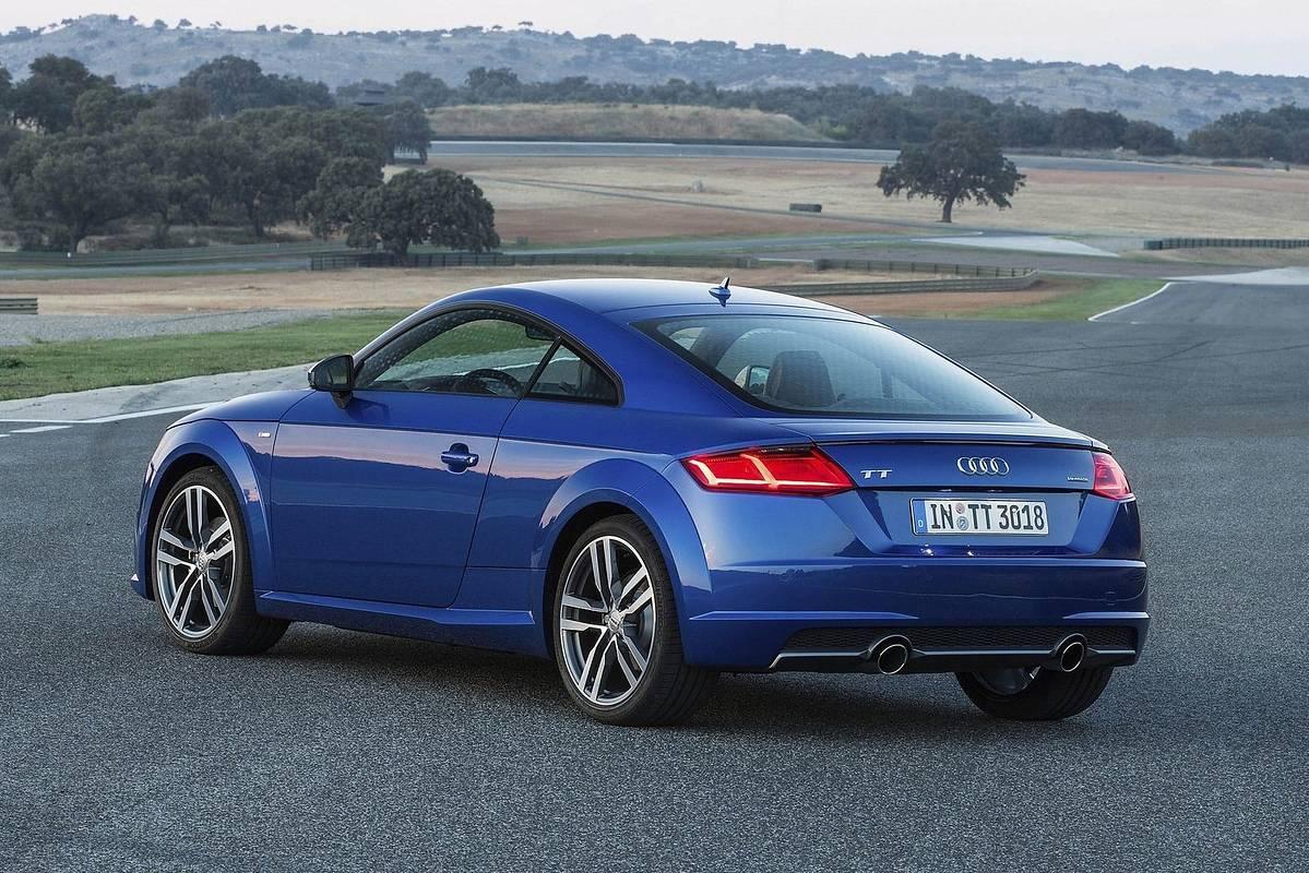 Zamiast Audi TT elektryczny crossover!