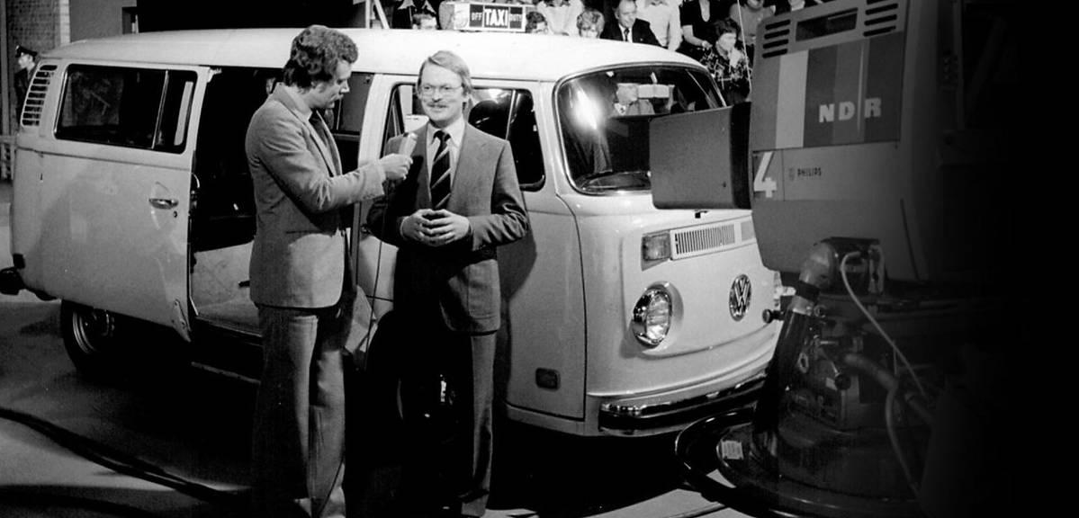 Volkswagen T2 na prąd. Słyszałeś o nim?