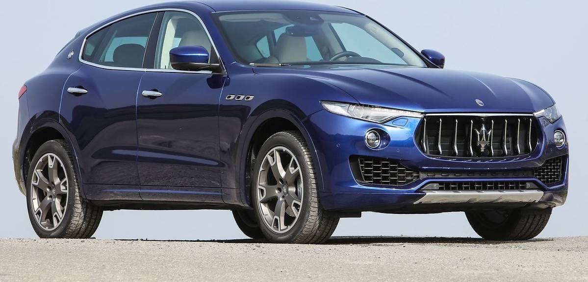 Maserati chce być EV