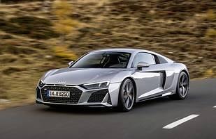 Audi R8 V10 RWD. Nie ma żartów!