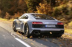 Audi R8 V10 TDI