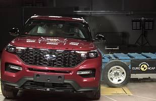 Kolejne testy Euro NCAP. Znamy wyniki