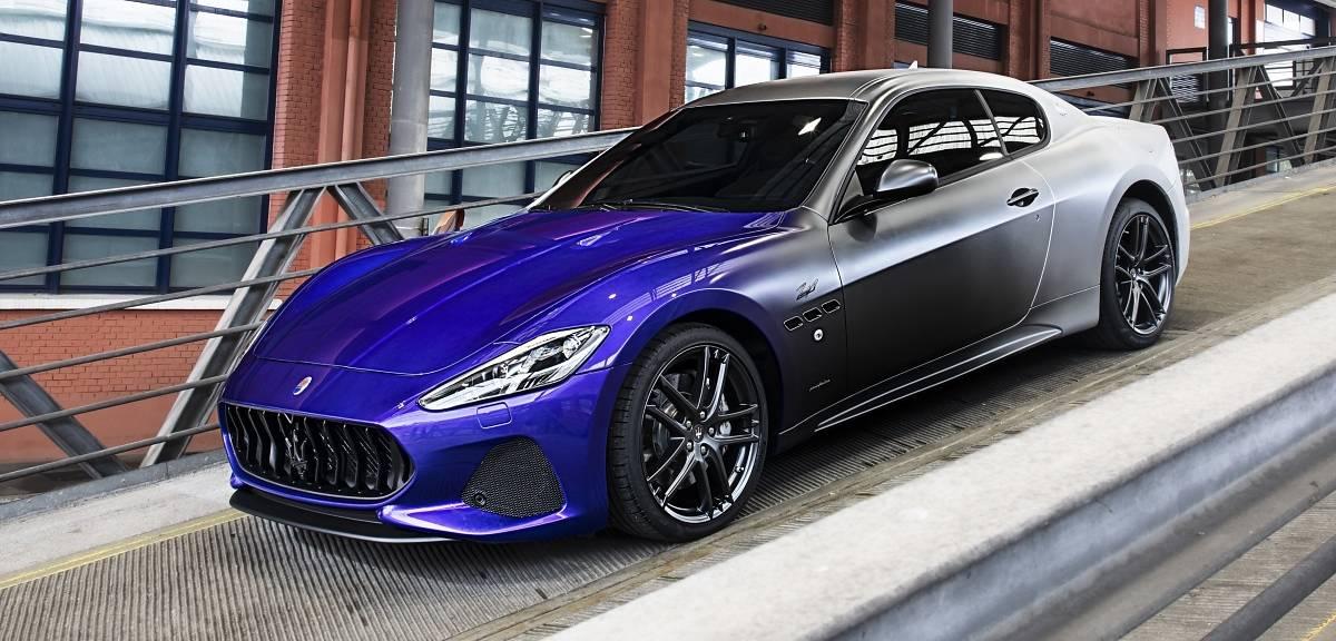 Koniec Maserati GranTurismo