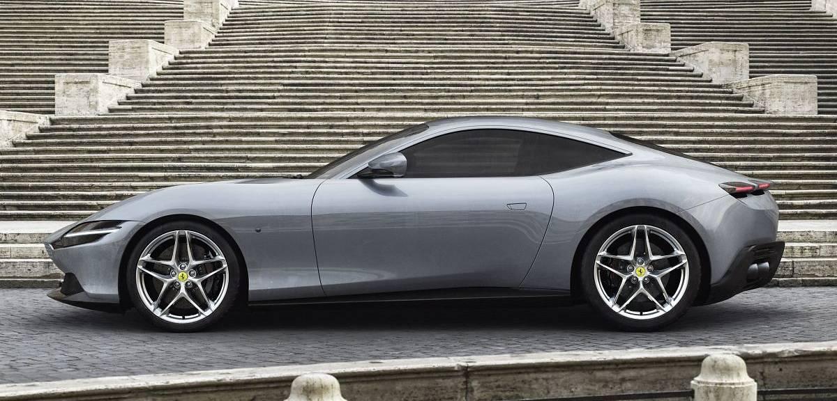 Ferrari Roma. Nowy model w nowym segmencie