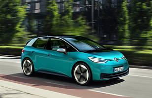 Jak działa napęd Volkswagena ID.3?