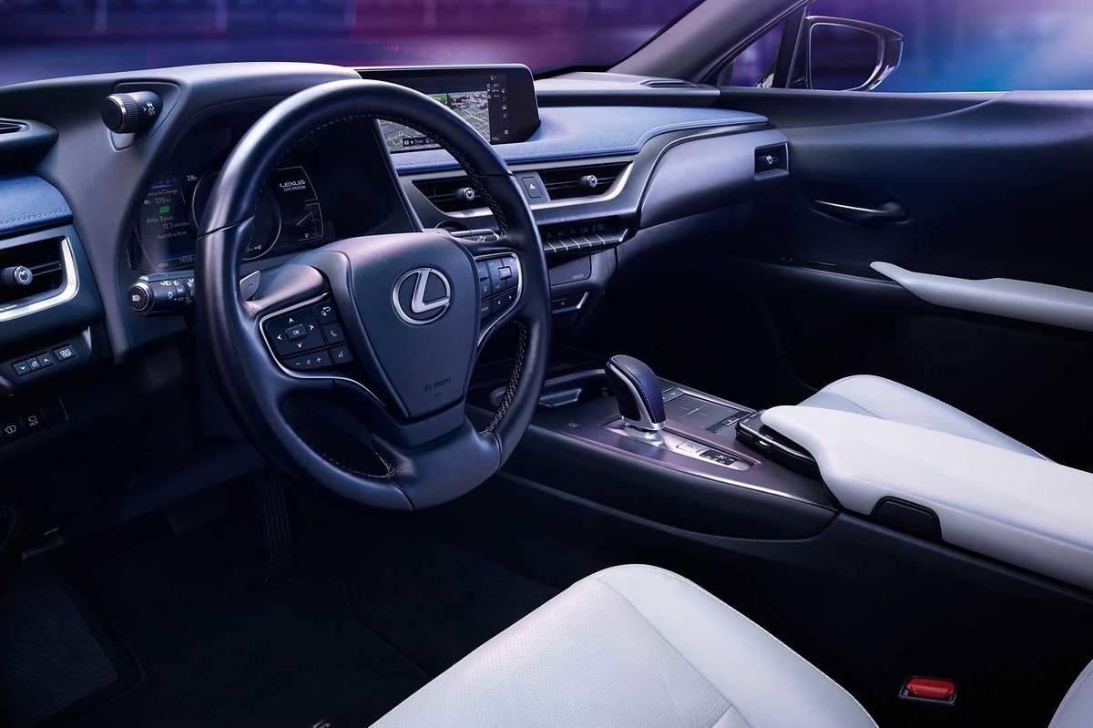 Lexus UX 300e. Pierwszy BEV tej marki!