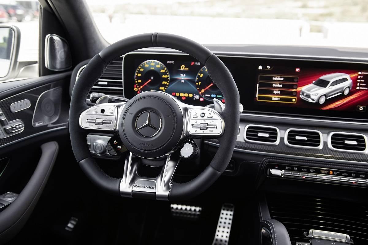 Mercedes-AMG GLS 63 4MATIC+. Największy i najmocniejszy