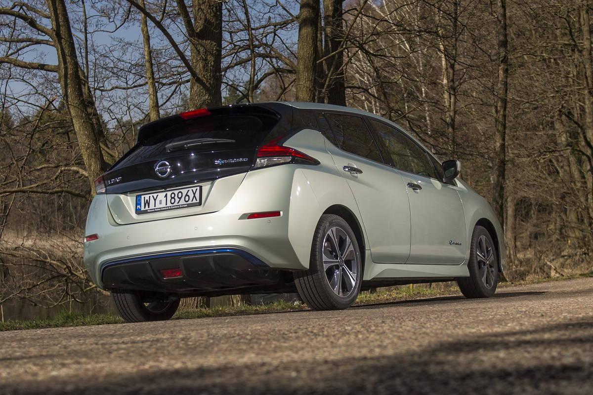 Nissan Leaf z nową, niższą ceną!