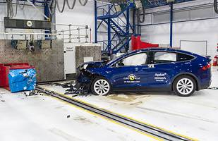 Euro NCAP. Kolejna wpadka marki premium!
