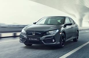 Honda Civic po zmianach