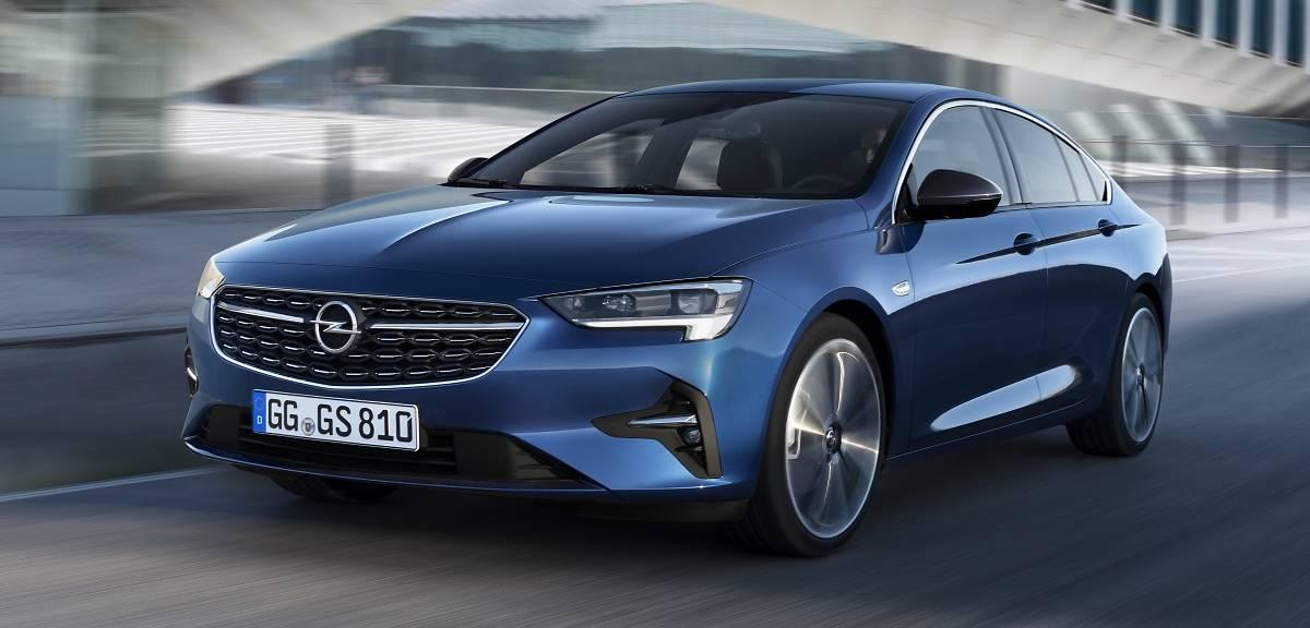 Opel Insignia po modernizacji