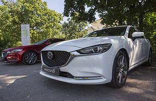 Mazda CX-5, 6 i MX-5 po zmianach