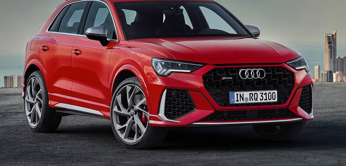 Rekord Audi. To zasługa suvów?