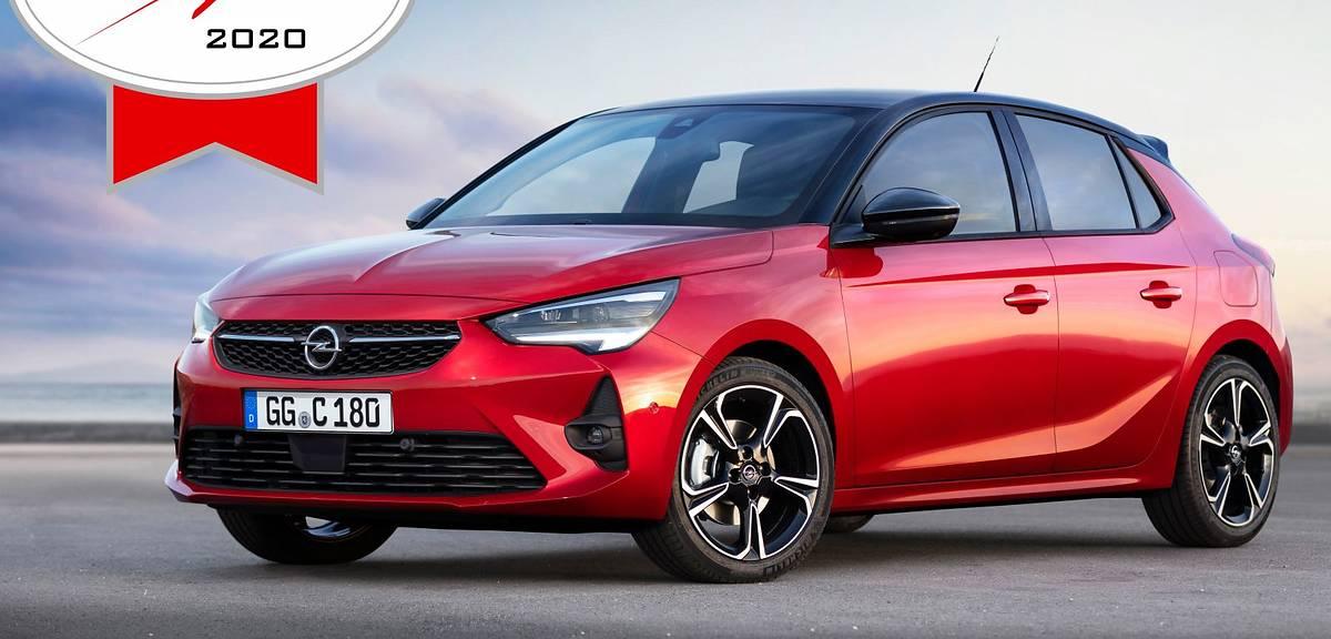 Opel Corsa najlepszym europejskim autem?