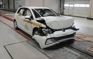 Nowe testy Euro NCAP. Elektryki rozczarowaniem?