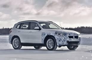 BMW iX3. Pierwsze elektryczne X3