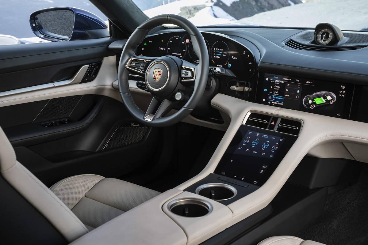 Porsche Taycan wkrótce w salonach