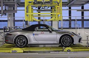 Ostatnie Porsche 911 typoszeregu 991