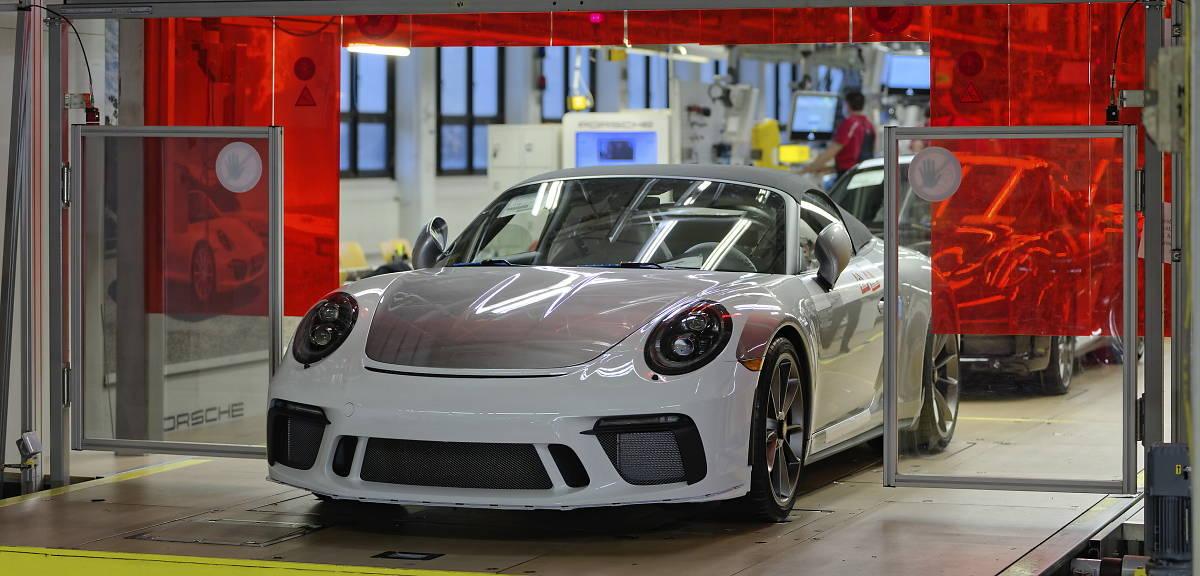 To już koniec Porsche 911 typoszeregu 991