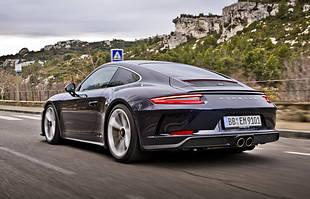 Porsche 911 GT3 z pakietem Touring