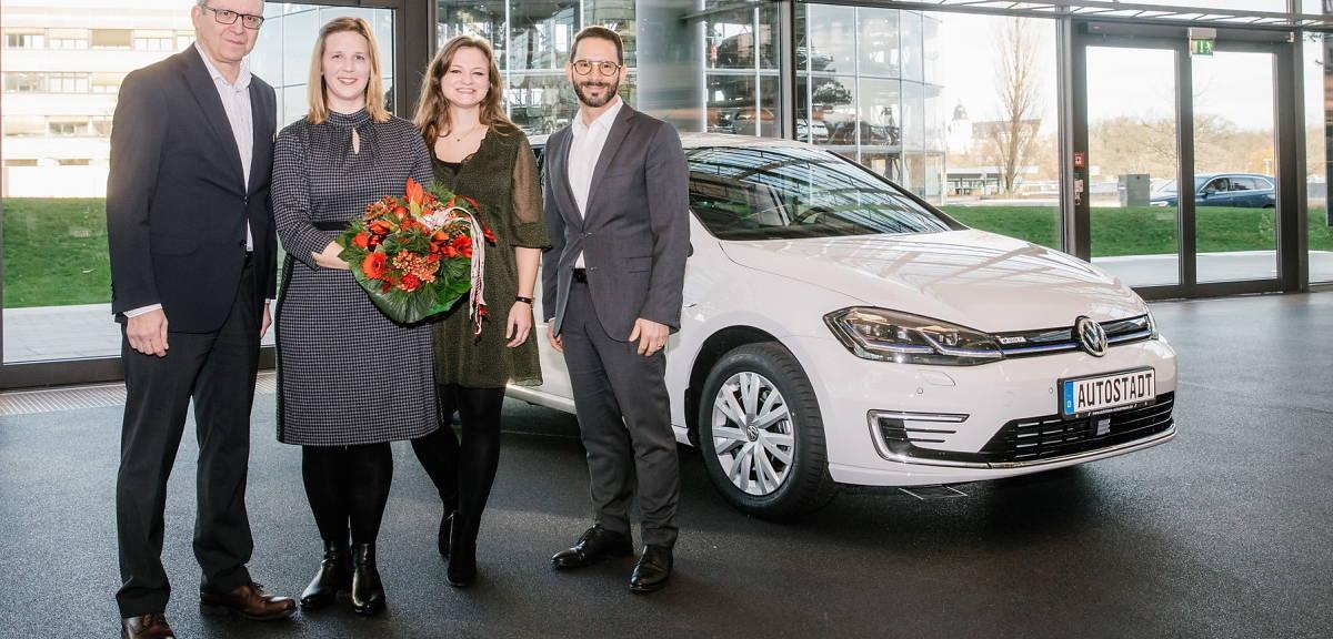 250 tysięcy aut elektrycznych Volkswagena