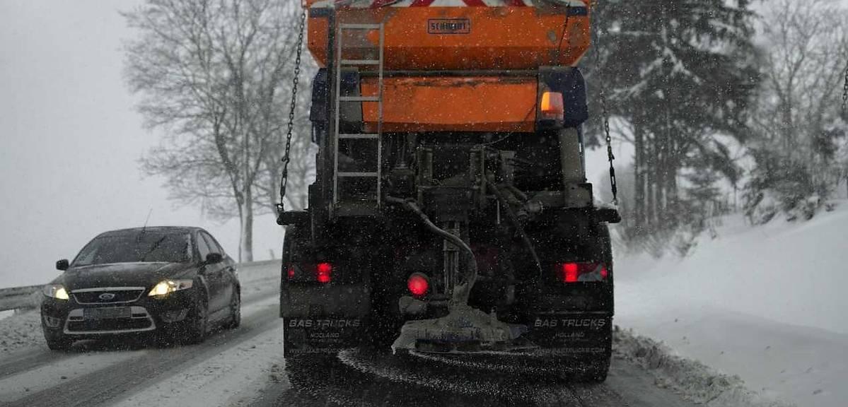 Jedziesz na Sylwestra albo ferie? Oto najczęstsze zimowe usterki!