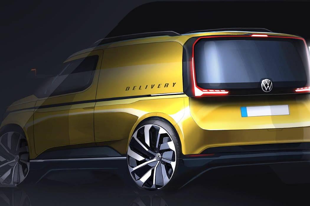 Nowy Volkswagen Caddy jest już blisko
