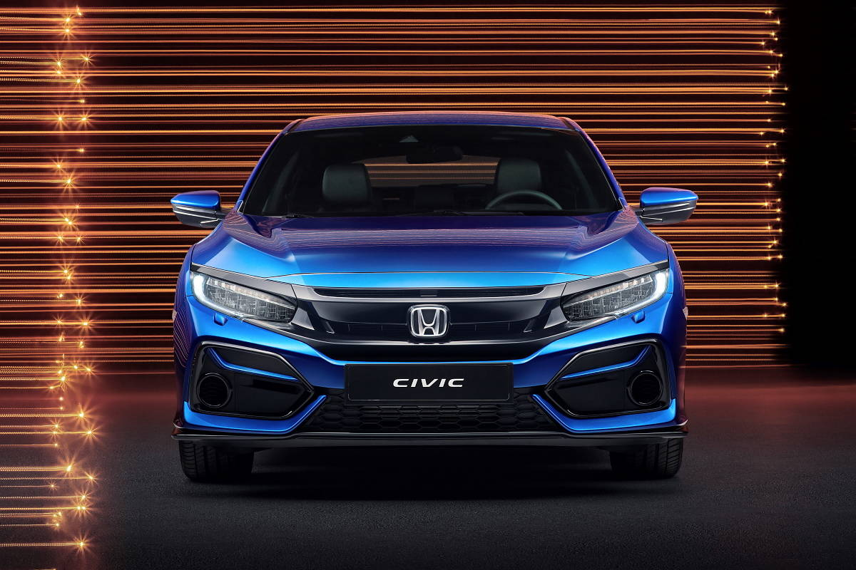 Honda Civic Sport Line. Prawie jak Type R