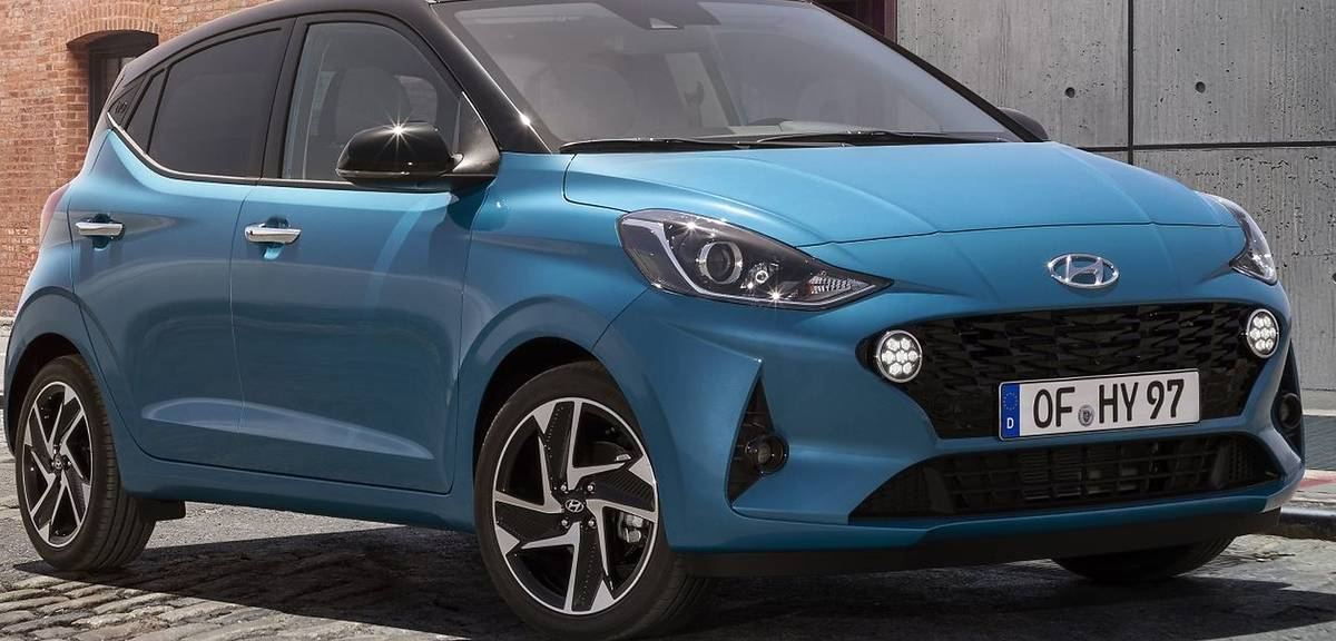 Hyundai i10 z polskimi cenami!