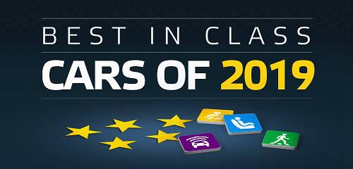 Nagrody Best in Class Euro NCAP. Jest zaskoczenie!