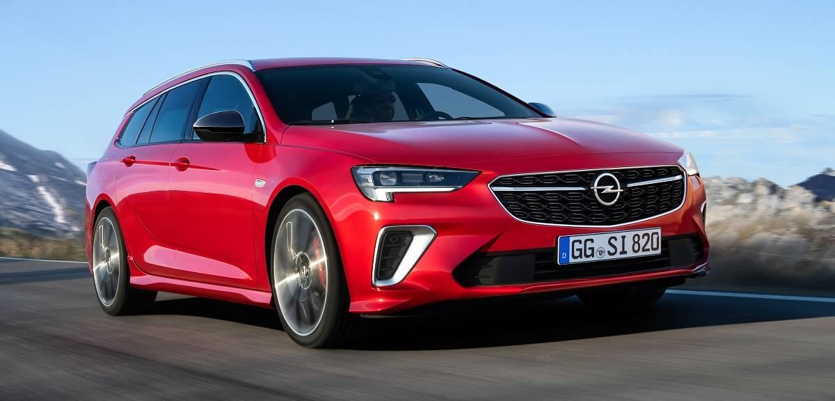 Opel Insignia z silnikami trzycylindrowymi