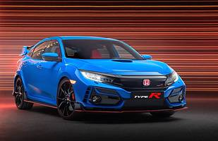 Honda Civic Type R po zmianach