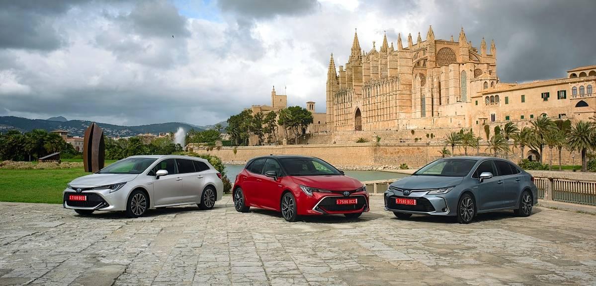 Rekord Toyoty w Europie
