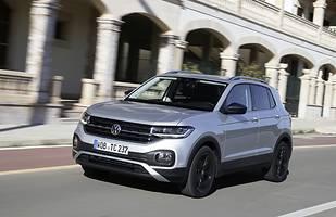 Volkswagen T-Cross z nowym, mocnym silnikiem