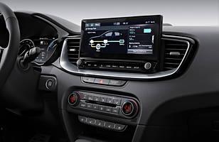Kia Ceed plug-in hybrid