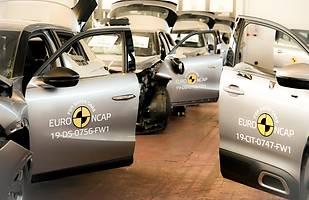 Rok 2019 według Euro NCAP
