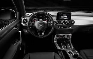 Koniec Mercedesa klasy X