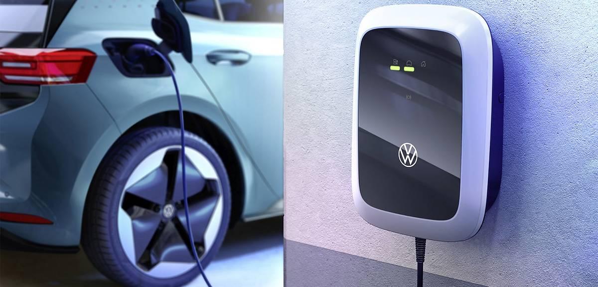 Volkswagen wprowadza na rynek ładowarkę do aut elektrycznych