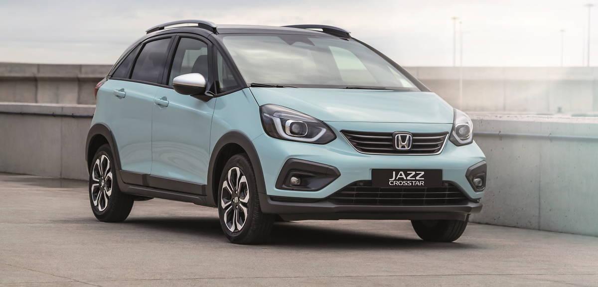 Nowa Honda Jazz w szczegółach
