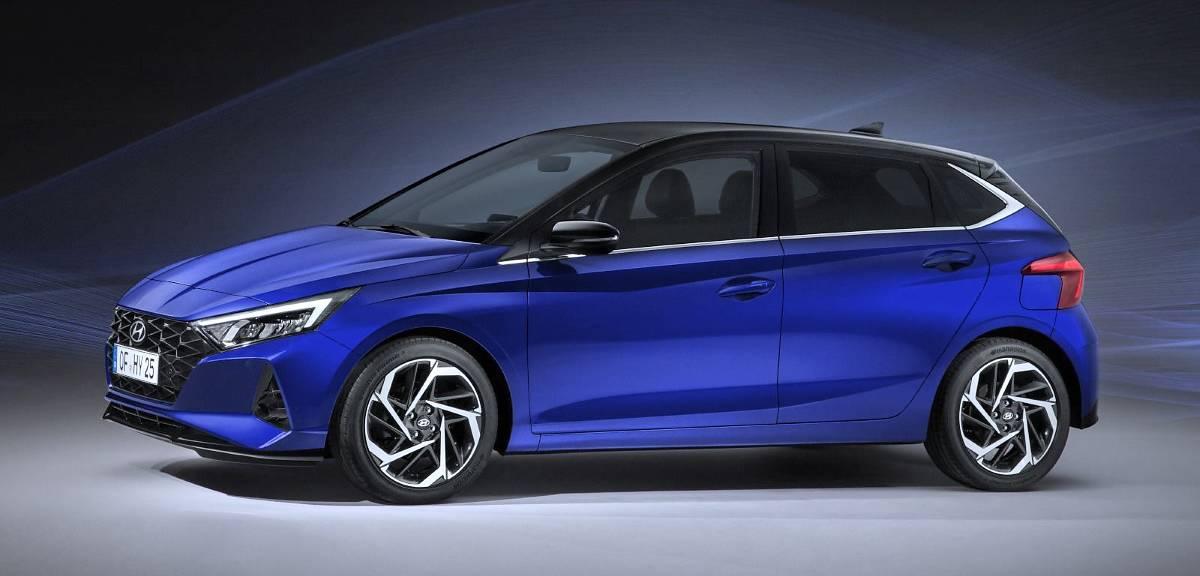 Nowy Hyundai i20 oficjalnie!
