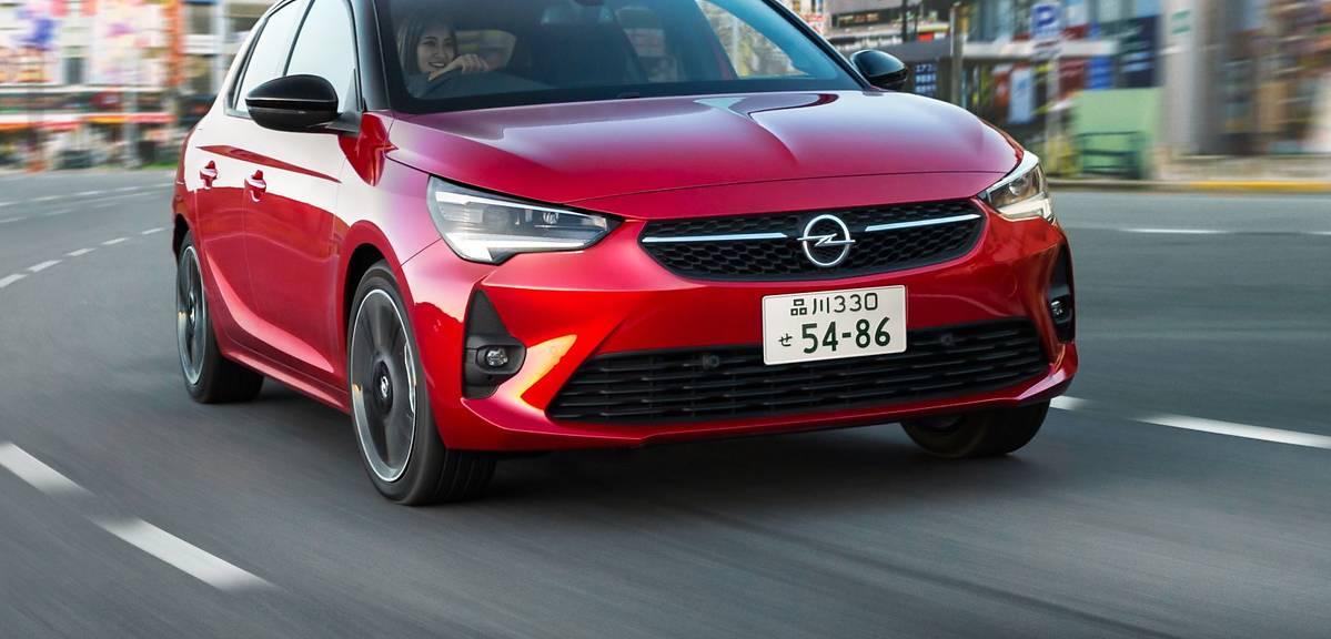 Opel wraca do Japonii!