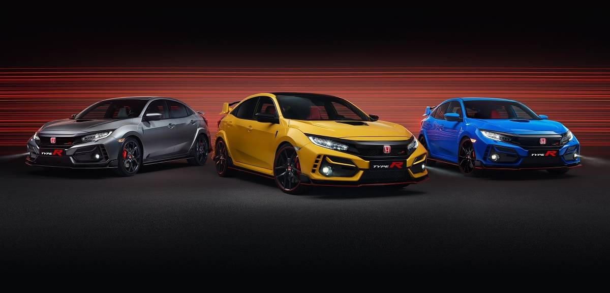 Honda Civic Type R Limited Edition i Sport Line