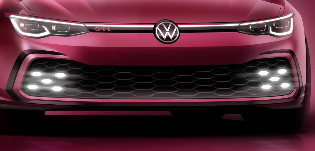 Nadjeżdża Volkswagen Golf GTI VIII generacji