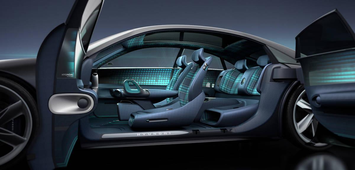 Hyundai Prophecy - pokaz koreańskich technologii