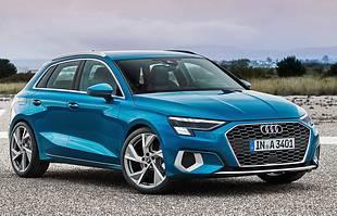 Oto nowe Audi A3 Sportback